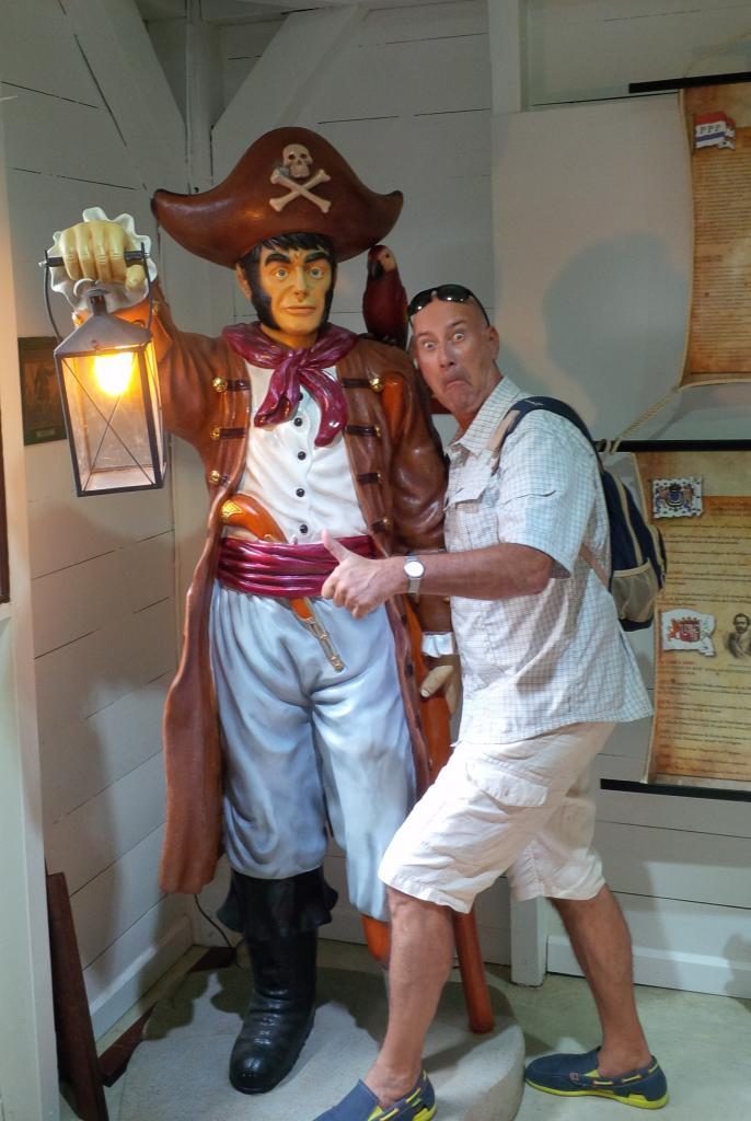 Pirate ou corsaire ?